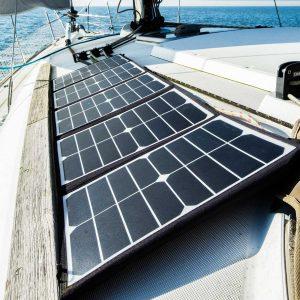 foldable solar panel 75 w