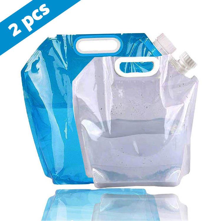 Jerrycan à eau souple 10 litres