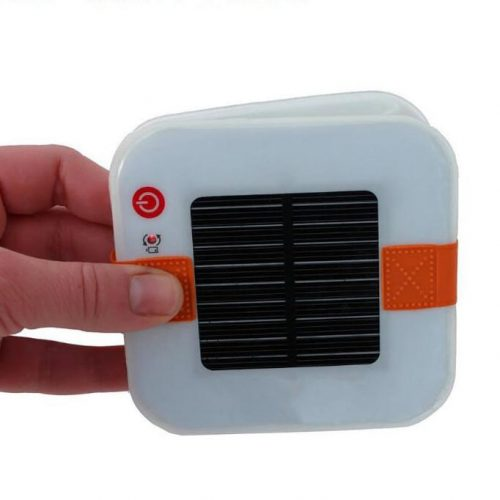 Solar foldable lantern