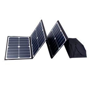 75w foldable solar panel