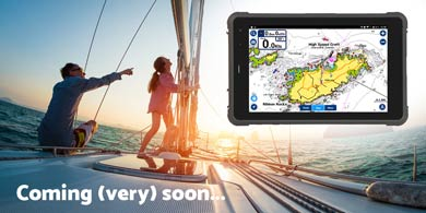 SailProof Waterproof rugged tablet