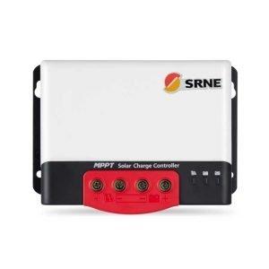 Controlador solar MPPT 20A SRNE