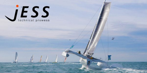 JESS, the hydrofoil trimaran supporting SailProof