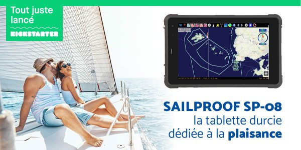 SailProof SP-08 tablette durcie
