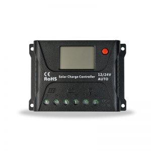 SRHP2410 SRNE PWM solar controller