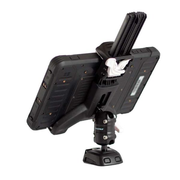 ROKK Tablet Mount adapted to our SailProof SP08 Rugged Tablet
