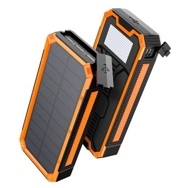 SLE20 Banco de energía solar con carga rápida